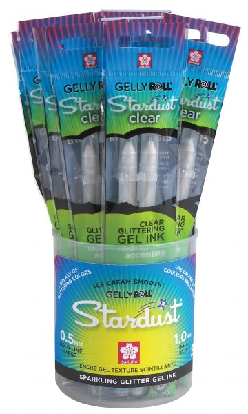 Gelly Roll Stardust™ Gel Pen Display