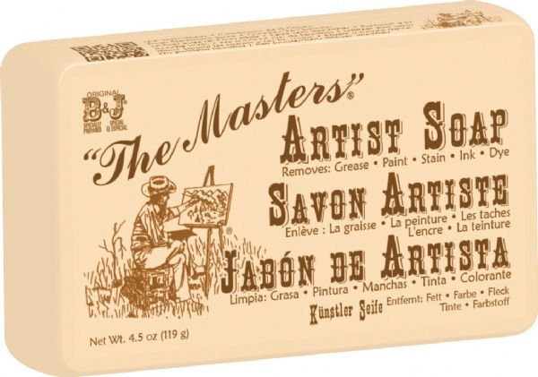 The Masters® Hand Soap Bar 4.5oz
