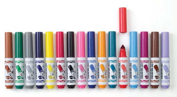 Crayola Pip-Squeaks® Washable Original Marker 16-Color Set