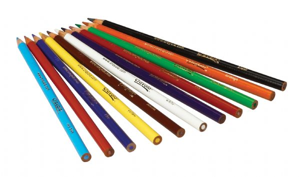 Crayola Long Colored Pencil 36-Color Set