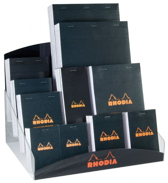 Rhodia Sketch/Memo Pad Display