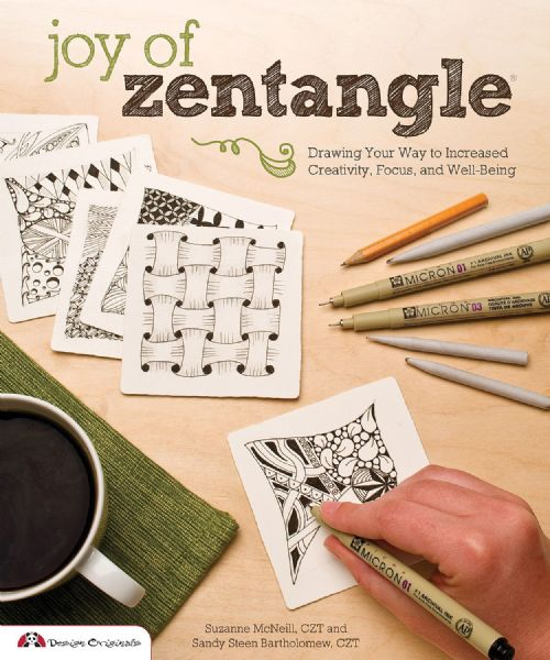 Zentangle® Joy Of Zentangle® Book