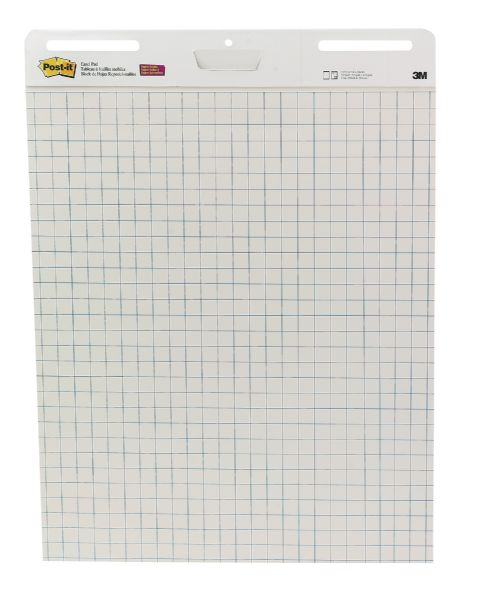 Post-It® Gridded Easel Pads