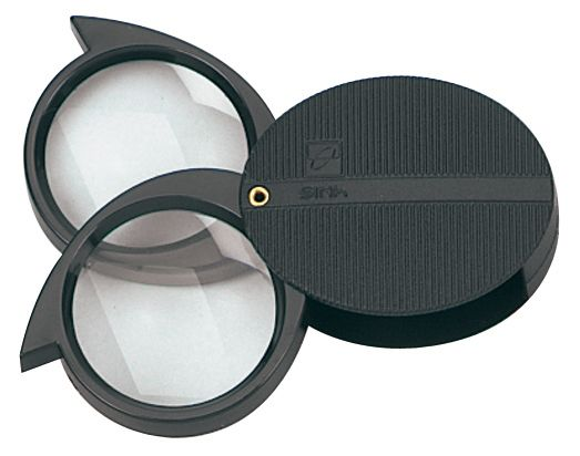 "Generic 4x Pocket Loupe, 1 1/4"" Diameter"