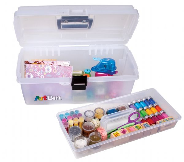 "Artbin 16"" Lift-Out Tray Box"