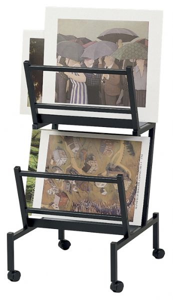 "Heritage Arts Print And Poster Holder 22"" X 24"" X 41"""