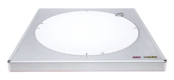 "Artograph LightPad 12 3/4"" LED Revolving Work Surface"