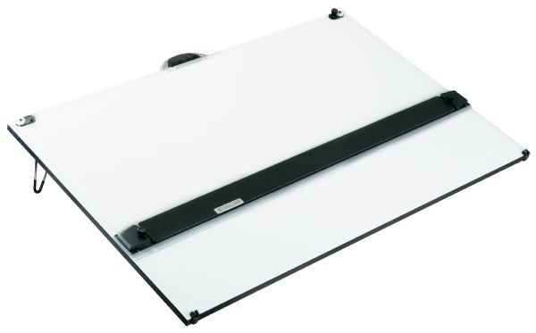 "Alvin DPX Series Deluxe Board With Straightedge 24"" X 36"""