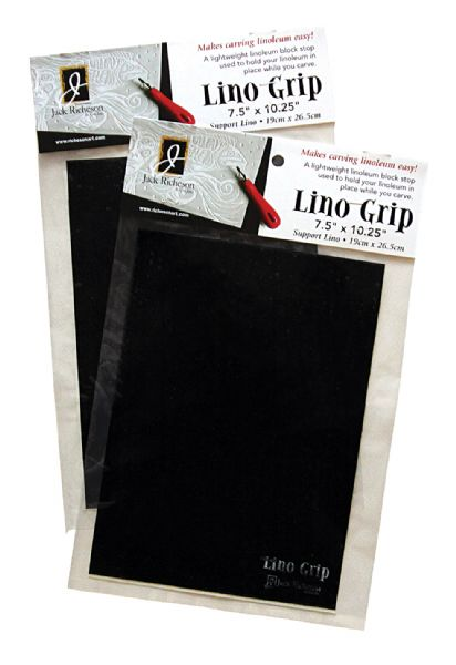 "Richeson Lino Grip 7.5"" X 10.25"""
