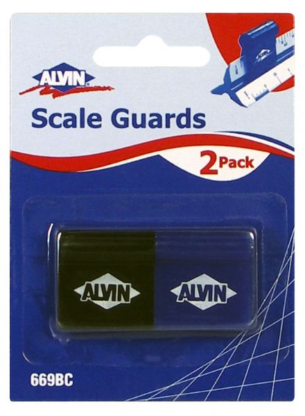 Alvin Scale Guard 2-Pack
