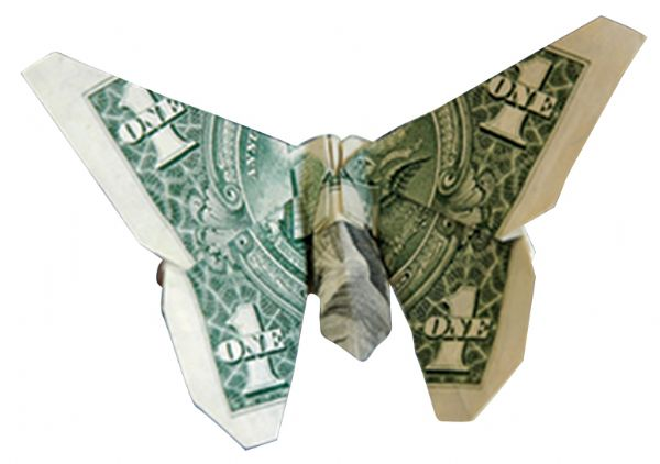 Tuttle Money Origami Kit