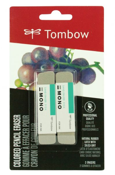 Tombow Mono® Colored Pencil Erasers