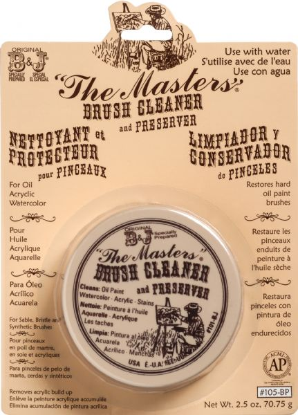 The Masters® Brush Cleaner 2.5oz