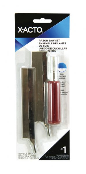 X-Acto Precision Razor Saw Set