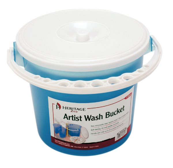 Heritage Arts Artist Wash Bucket