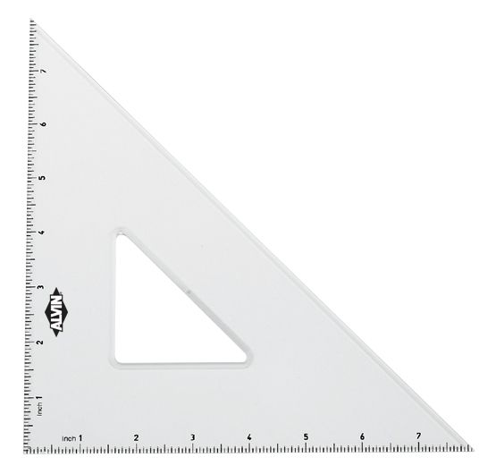 Alvin Triangle Set