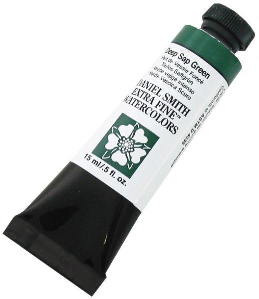 Watercolor 15ml Deep Sap Green Artist Supply Source