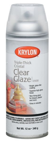 Krylon Crystal Clear Glaze Spray
