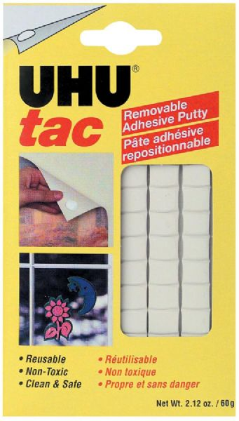 UHU® Tac Removable Adhesive Putty Tabs