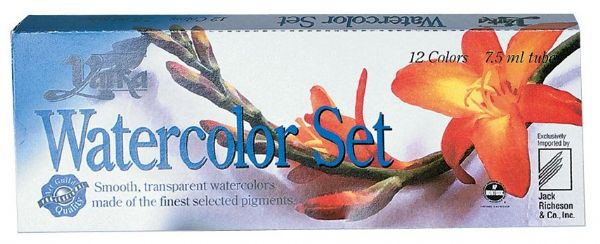 Yarka® Watercolor Paint Set