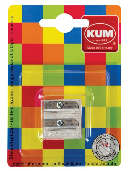 Kum® Magnesium Wedge Sharpener