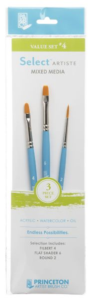 Princeton Select™ Artiste Value Set #4