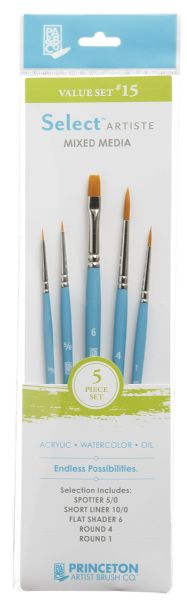 Princeton Select™ Artiste Value Set #15