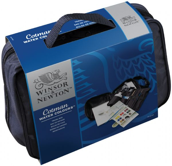 Winsor & Newton Cotman™ Watercolor Travel Bag