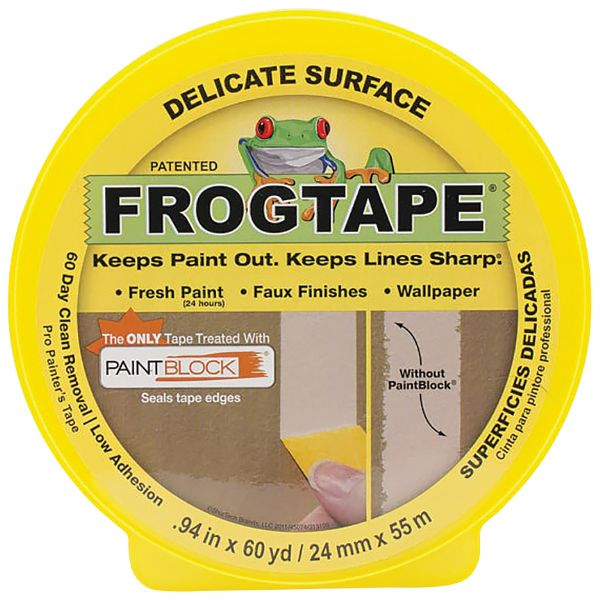 "Frog Tape® .94"" Delicate Surface Tape"