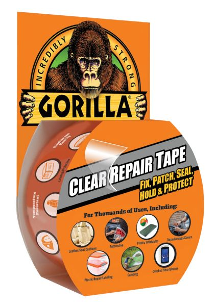 Gorilla Glue Gorilla Clear Repair Tape