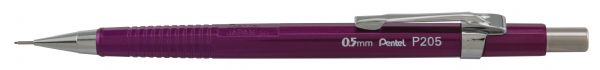Pentel Sharp Mechanical Pencil .5mm Purple