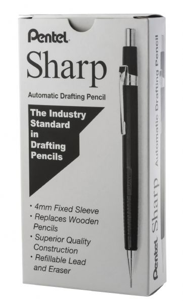 Pentel Sharp Mechanical Pencil .5mm Red