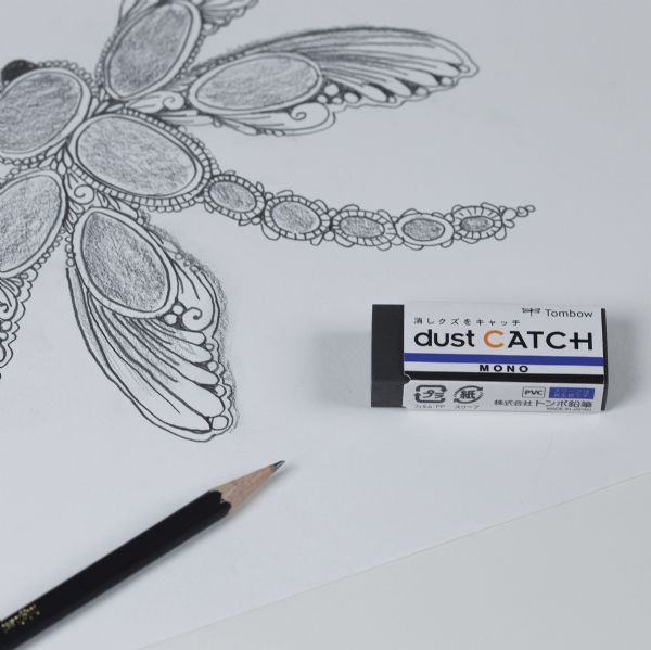 Tombow Mono® Dust Catch Eraser