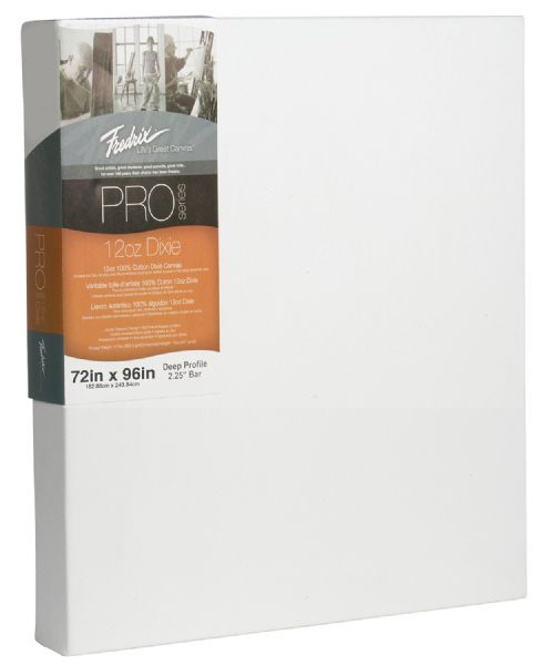 Fredrix PRO Dixie Dixie Stretched Canvas