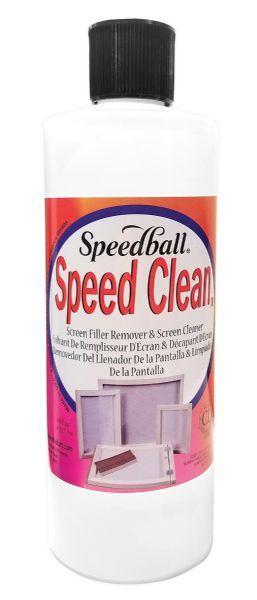 Speedball Speed Clean™ 16 Oz. Screen Filler Remover And Screen Cleaner