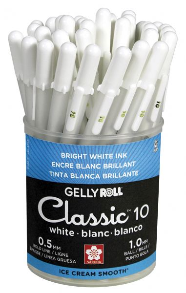 Gelly Roll Classic Bold 10 Cup Display 36pc