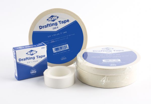"Alvin Drafting Tape 1"" X 60yds"