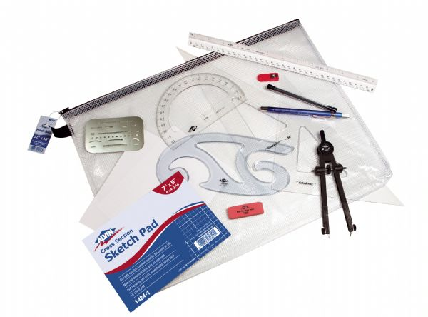 Alvin BRK Technical Grade Blueprint Kit