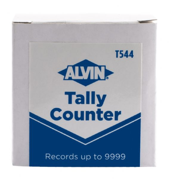 Alvin Tally Counter