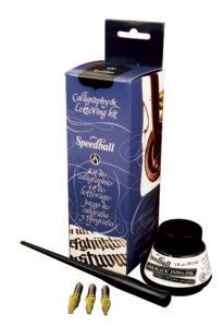 Speedball Introductory Calligraphy Kit