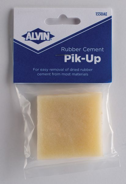 Alvin Rubber Cement Pik-Up
