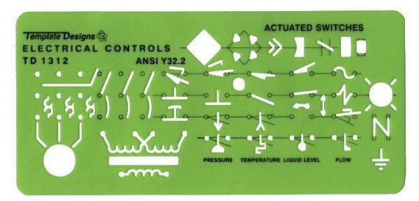 Rapidesign Electrical Controls Template