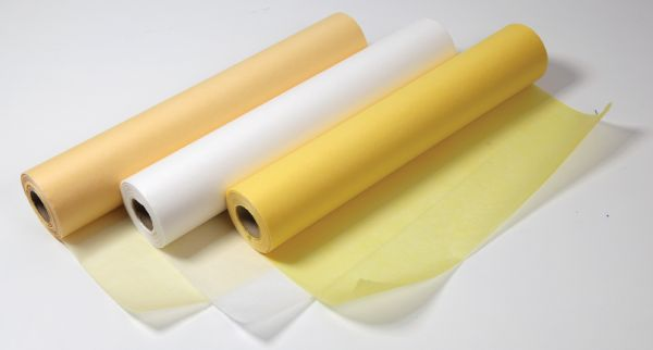 "Alvin® Lightweight Yellow Tracing Paper Roll 12"" x 20yd: Yellow, Roll, 12"" x 20 yd, Smooth, Tracing, 7 lb"