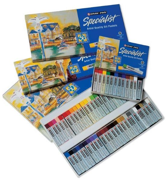 Cray-Pas Specialist® Oil Pastel 36-Color Set