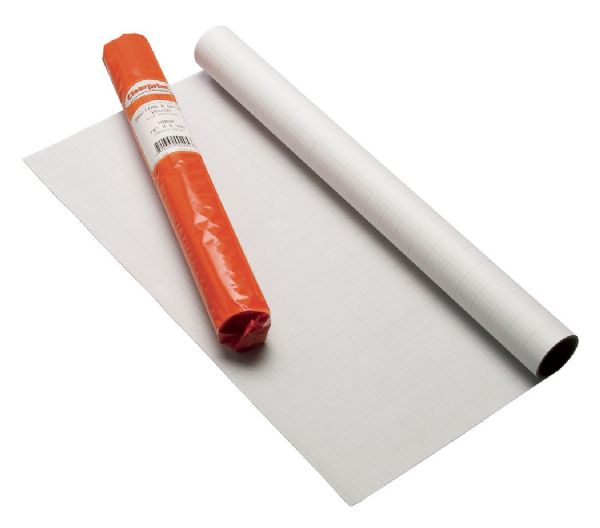"Clearprint® 1000H Series 36 x 5yd Unprinted Vellum Roll: Roll, Unprinted, 36"" x 5 yd, 16 lb"
