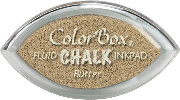 Clearsnap - ColorBox Chalk Cats Eye Inkpad - Butter