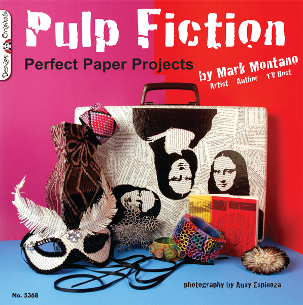Design Originals Books: Pulp Fiction by Mark Montano