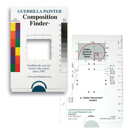 Guerilla Painter Guerrilla Box™ Oil & Acrylic Plein Air Kit: 9 x 12