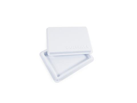 Guerilla Painter Guerrilla Backpacker™ Covered Palette Tray: 6 x 8