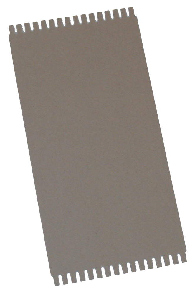 "Inovart Cardboard ""Wide Notch"" 6-1/2"" x 13"" Looms - 12 per pack"